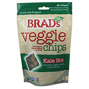 Brads Raw Foods Hot Kale Chips