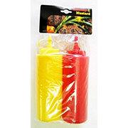 Bradshaw Handy Helpers Ketchup & Mustard Bottles