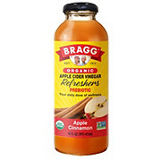 Bragg Organic Apple-Cinnamon Apple Cider Vinegar Drink
