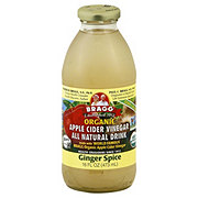 Bragg Organic Ginger Spice Apple Cider Vinegar Drink