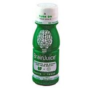 BrainJuice Brain Health Supplement Shot