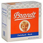 Brandt Rusk Zwieback