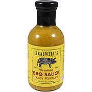 Braswell's Tangy Mustard BBQ Sauce