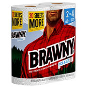 Brawny Pick-a-Size XL Roll Paper Towels