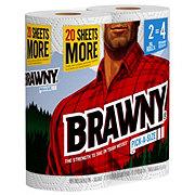 Brawny Pick-A-Size XL Roll Paper Towels