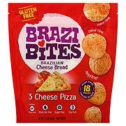 Brazi Bites 3 Cheese Pizza Cheese Bread