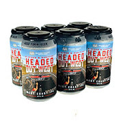 Brazos Valley Brewing One Way Ticket Shandy Beer 12 oz  Cans