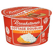Breakstone's 100 Calorie Peach Cottage Doubles