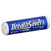 Breath Savers Savers Sugar Free Peppermint Breath Mints Roll