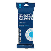 Breathsavers 8 Ct Peppermint Flavor Mints