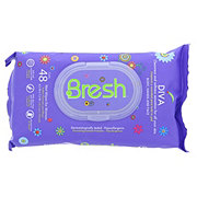 Bresh Diva Wet Wipes For Women