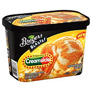 Breyers Blasts! Creamsicle Frozen Dairy Dessert