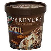 Breyers Blasts Heath Ice Cream