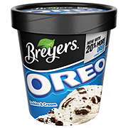 Breyers Blasts Oreo Cookies and Cream Frozen Dairy Dessert