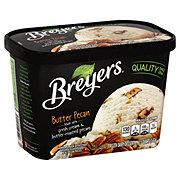 Breyers Butter Pecan Ice Cream