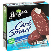Breyers Carb Smart Almond Ice Cream Bars
