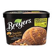 Breyers Chocolate Peanut Butter Ice Cream