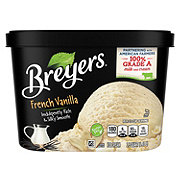 Breyers French Vanilla Ice Cream