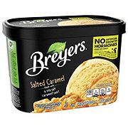 Breyers Salted Caramel Swirl Frozen Dairy Dessert