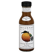 Brianna's Home Style  Saucy Ginger Mandarin Dressing