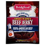 Bridgford Sweet Baby Ray's Sweet 'N Spicy Beef Jerky