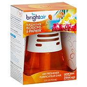Bright Air Hawaiian Blossoms & Papaya Scented Oil