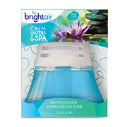 Bright Air Scented Oil Air Freshener Calm Waters & Spa