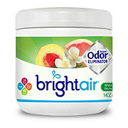 Bright Air Super Odor Eliminator, White Peach Citrus