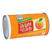 Bright & Early Frozen  Orange Drink
