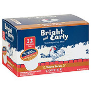 Bright and Early Native Pecan Single Serve Coffee K Cups