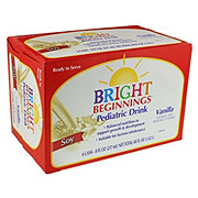 Bright Beginnings Pediatric Soy Nutritional Drink Vanilla
