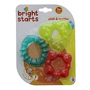 Bright Starts Chill & Teethe, Assorted Colors