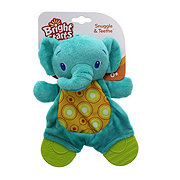 Bright Starts Snuggle & Teethe, 0M+, Assorted Characters
