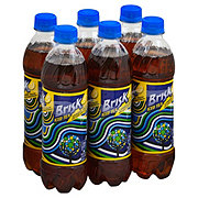 Brisk Iced Tea with Lemon Flavor .5 L Bottles