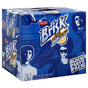 Brisk Lemon Iced Tea Block Party Pack 12 oz Cans