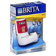 Brita Basic On Tap Faucet Water Filter System