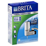 Brita Chrome On Tap Water Filtration System