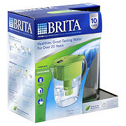 Brita Green Grand Model Water Filtration System Pitcher