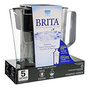 Brita Soho Pitcher Black 5 Cup