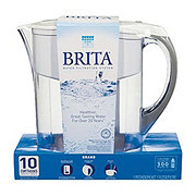 Brita Violet Grand Water Pitcher