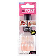Broadway Nails imPress Short Length One Shine Day Press-On Manicure