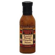 Bronco Bob Roasted Mango Chipotle Sauce