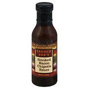 Bronco Bob's Smoked Bacon Chipotle Sauce