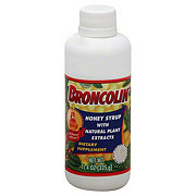 Broncolin Honey Syrup with Natural Plant Extracts