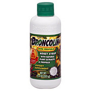 Broncolin Honey Syrup with Natural Plant Extracts and Propolis
