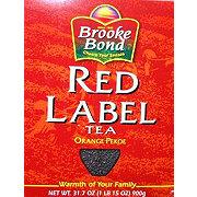 Brooke Bond Red Label Orange Pekoe Tea