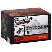 Brooklyn Bean Roastery Cyclone Dark Roast Extra Bold Single Serve Coffee K Cups