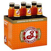 Brooklyn Pilsner Beer 12oz Bottles