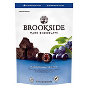Brookside Blueberry Flavored Candy Covered in Dark Chocolate