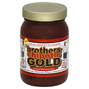 Brothers Gold Chipotle BBQ Sauce